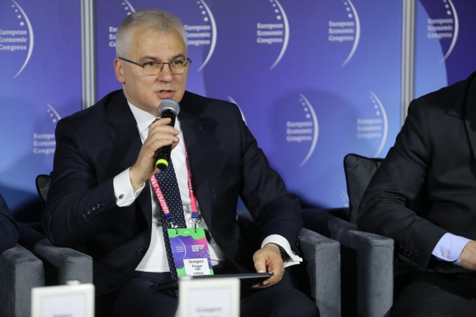 Grzegorz Fingas, członek zarządu ds. handlowych, PKP CARGO SA