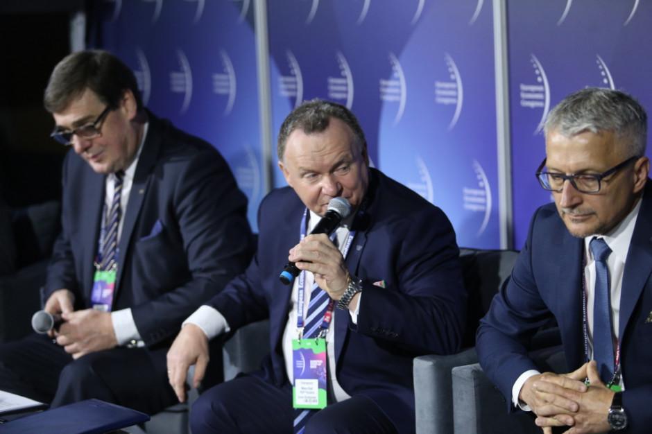 Ireneusz Merchel, prezes zarządu, PKP Polskie Linie Kolejowe SA
