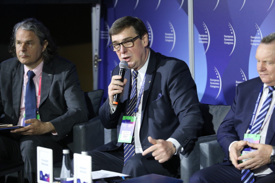Krzysztof Mamiński, prezes zarządu, PKP SA