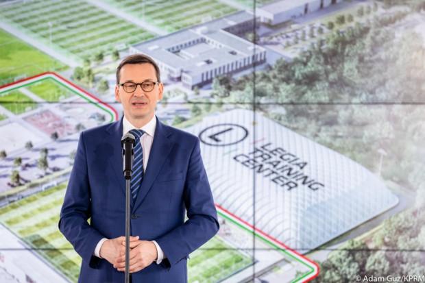 Premier Mateusz Morawiecki: Nie będzie testu przedsiębiorcy