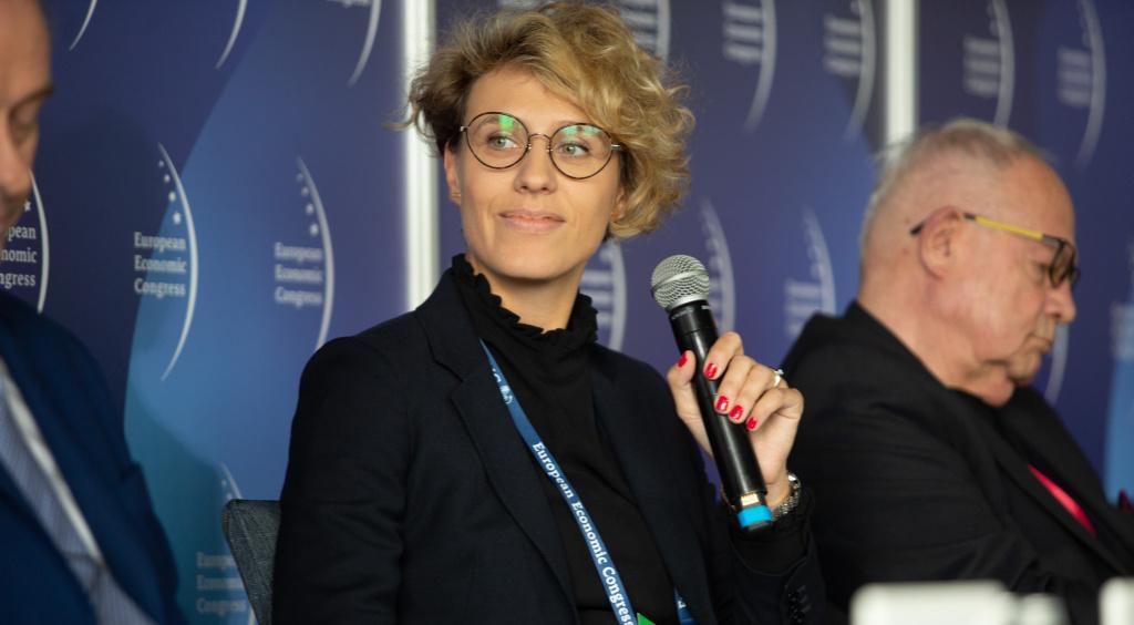 Agata Gostyńska-Jakubowska: przez ostatnie lata Wielka Brytania wystawiła cierpliwość pozostałych państw członkowskich na próbę. Fot. PTWP
