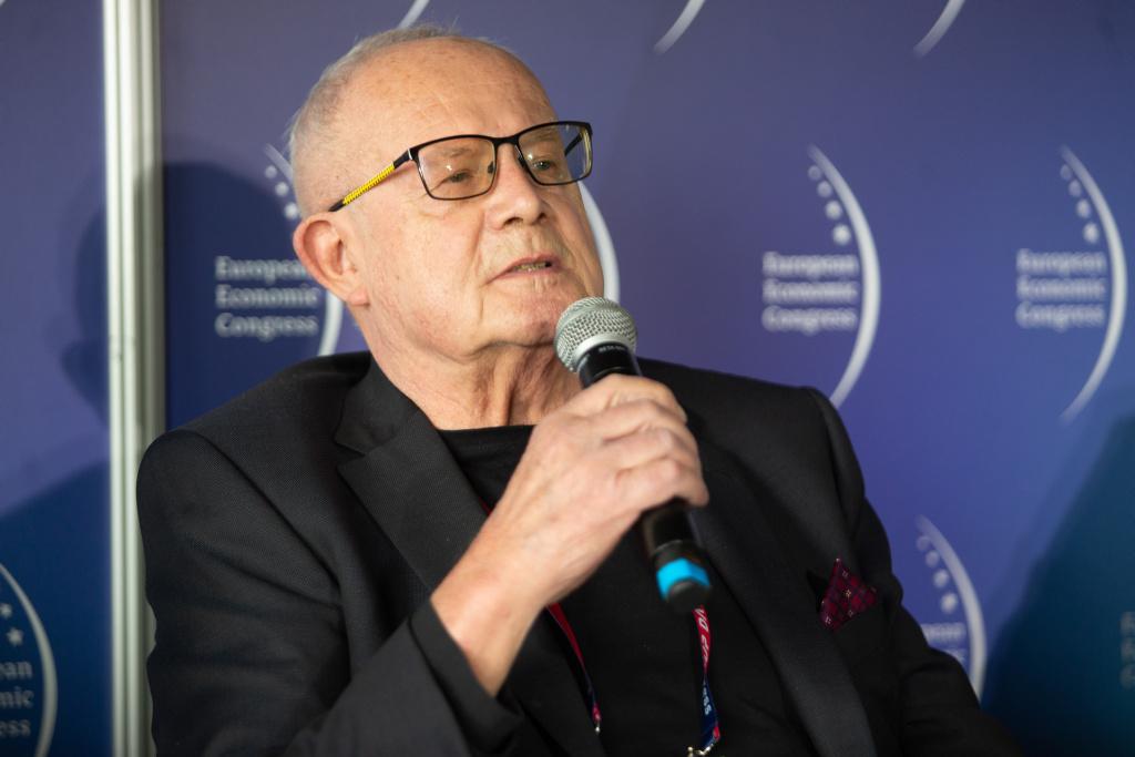 Hubert Janiszewski: na brexicie bez umowy stracą nie tylko gospodarki i rynki kapitałowe Unii Europejskiej i Wielkiej Brytanii. Ucierpią też kraje trzecie. Fot. PTWP