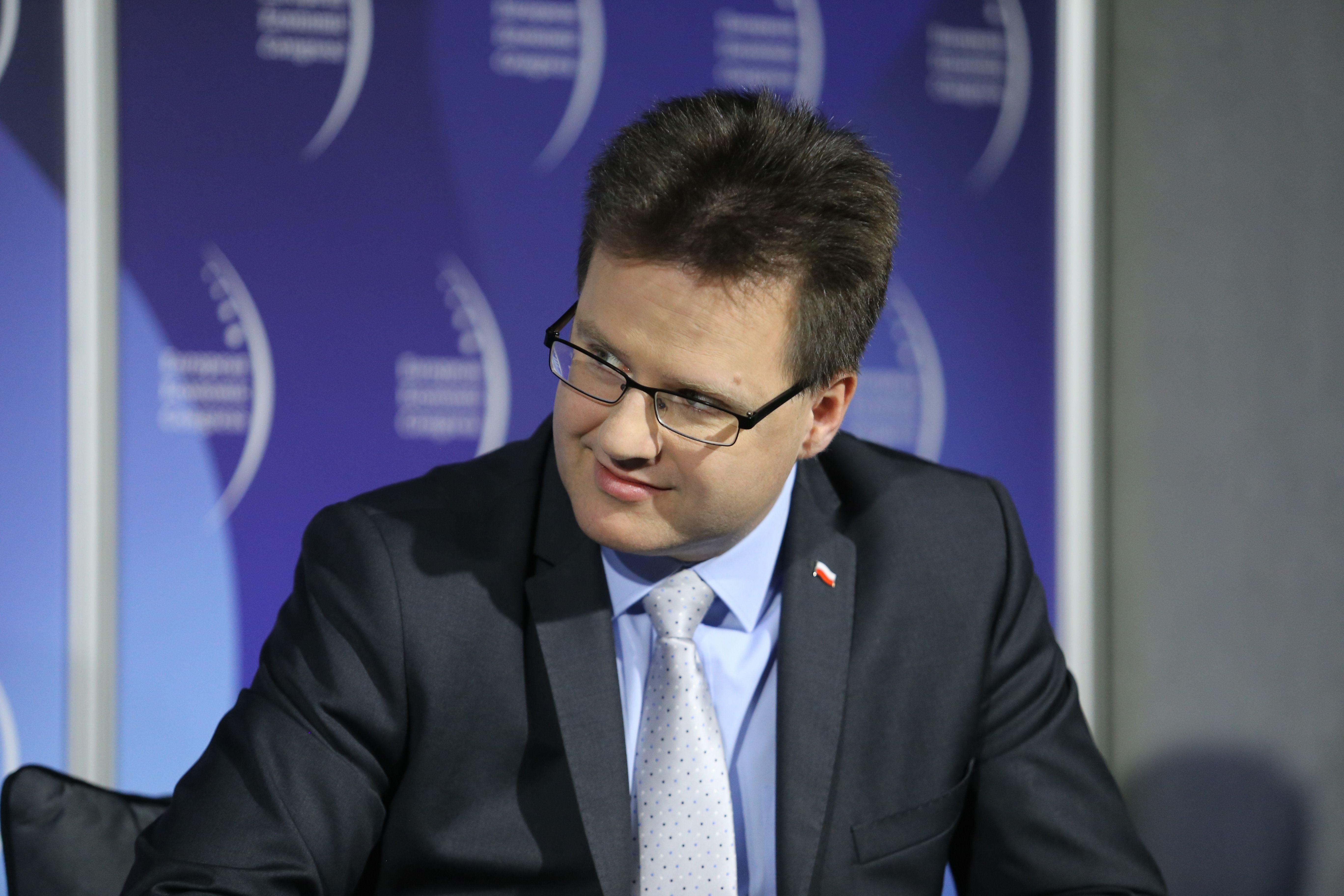 Andrzej Bittel, wiceminister infrastruktury (fot. PTWP)