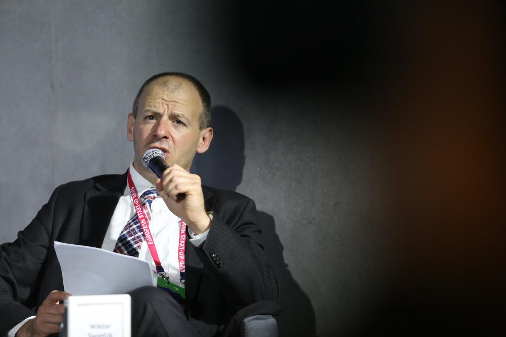 Wiktor Świetlik, dyrektor Programu Trzeciego Polskiego Radia (fot. PTWP)