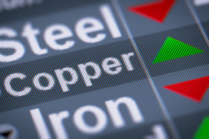 Notowania metali bazowych, węgla i paliw (tabela)