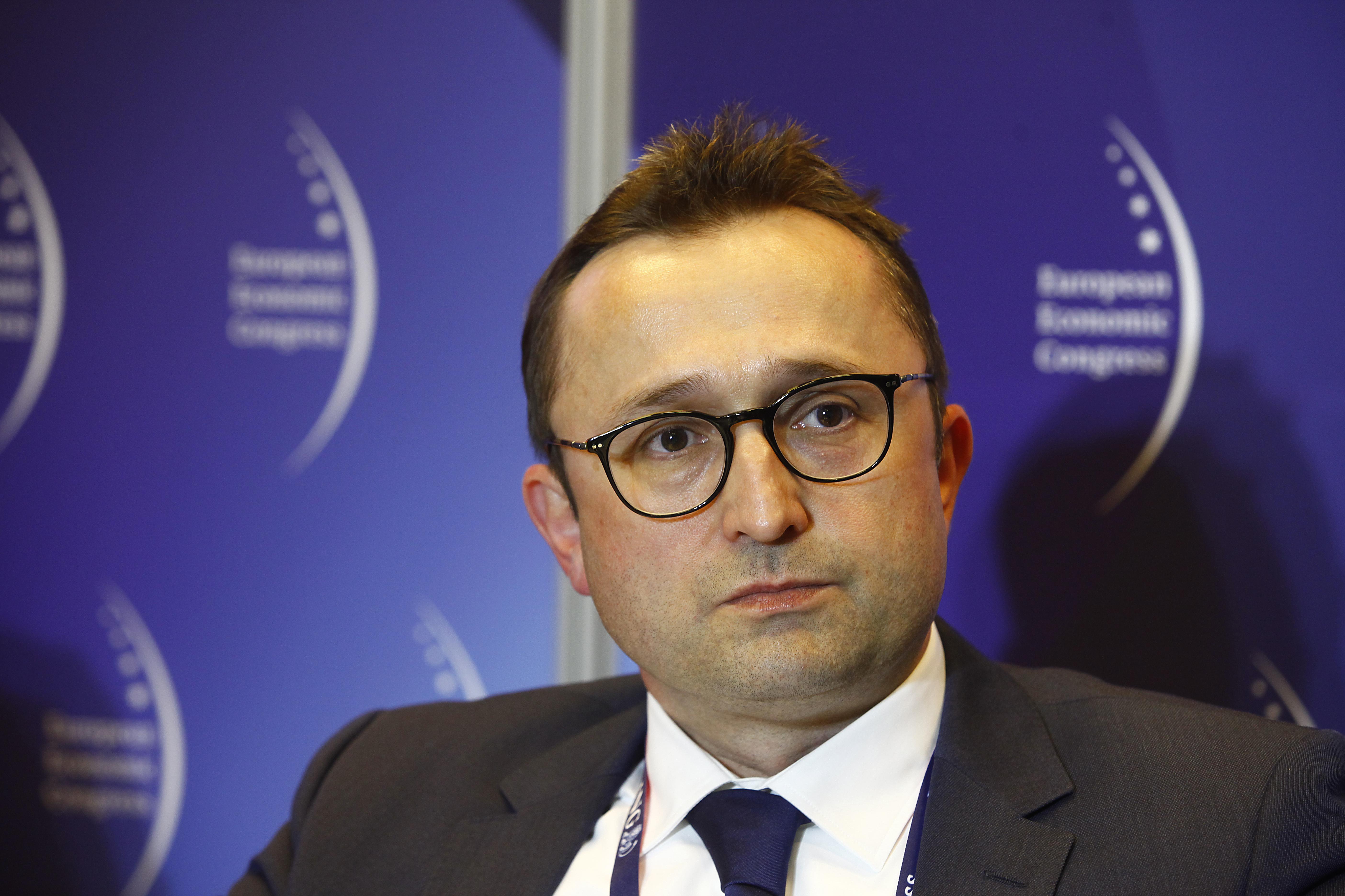 Prezes Business & Science Poland Tomasz Chmal (fot. PTWP)