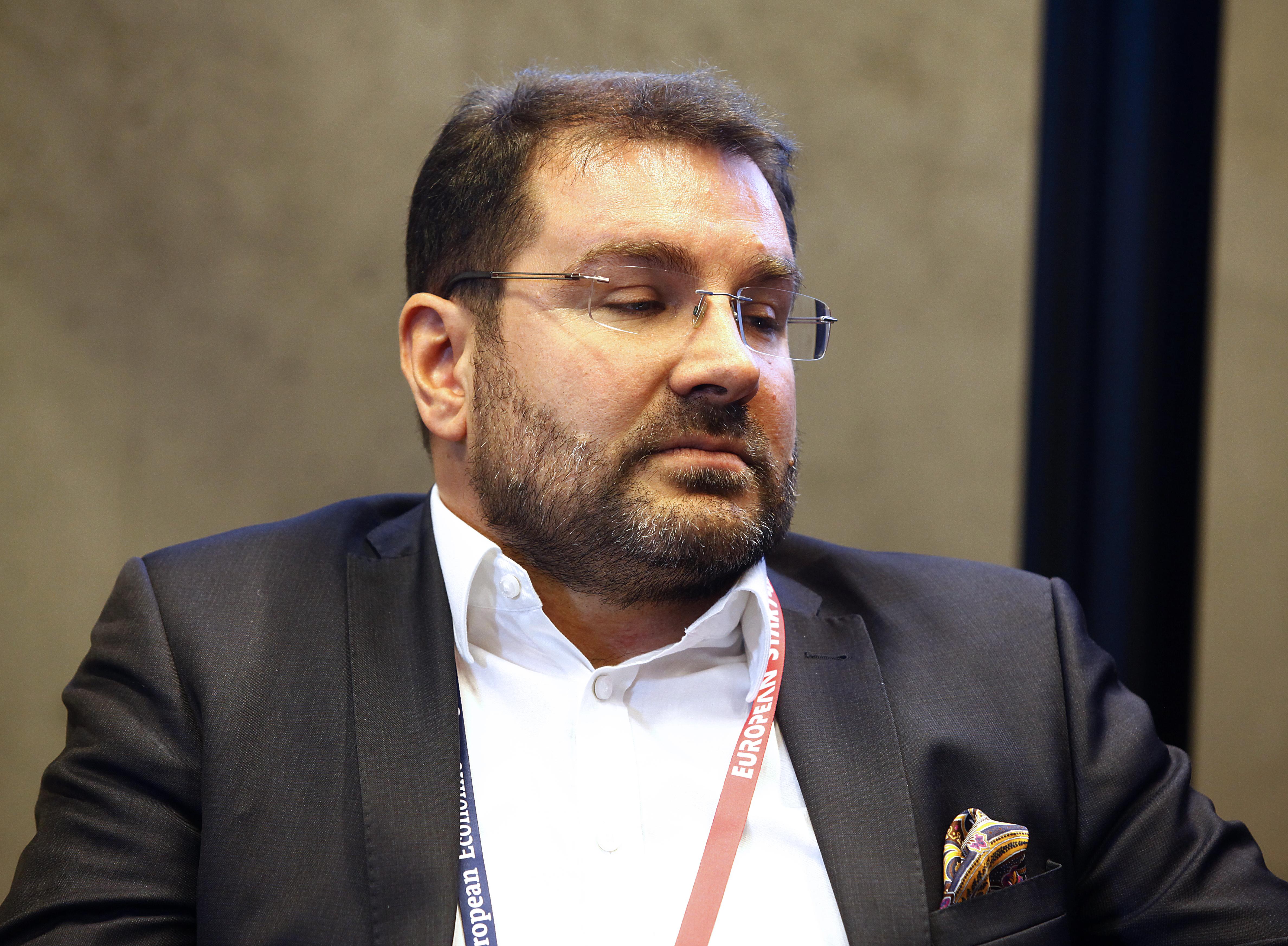 Dyrektor projektu Rynki Zagraniczne w grupie PTWP Olaf Osica (fot. PTWP)