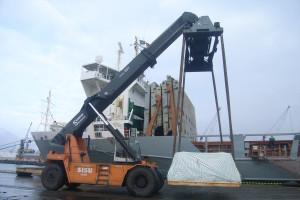 462 tony, 11 pojazdów specjalistycznych i 4 standardowe naczepy – Fracht FWO Polska organizuje transport pras korbowych z Gdyni do Zabrza