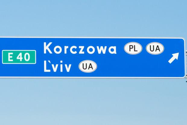Nazwy miast sąsiednich krajów na polskich znakach również po polsku