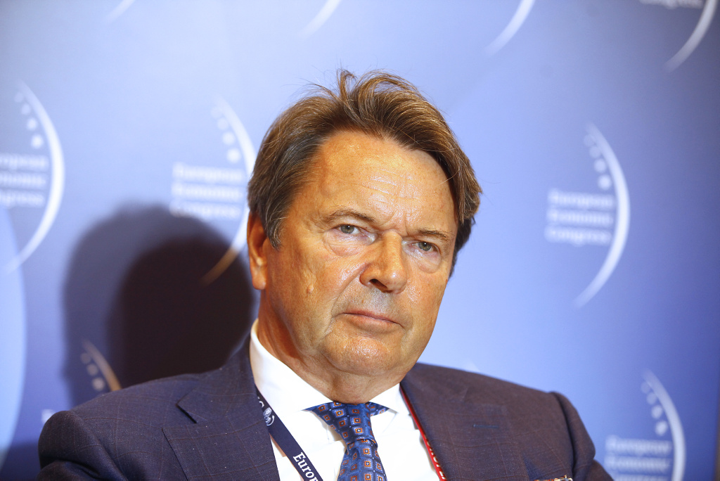 Zbigniew Jakubas. Fot. PTWP