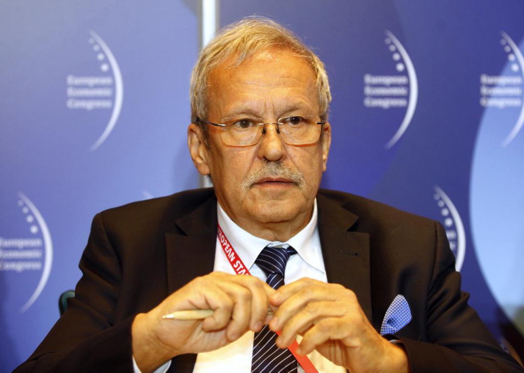 Janusz Steinhoff. Fot. PTWP