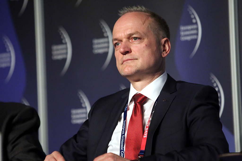 Czesław Warsewicz, prezes zarządu PKP Cargo