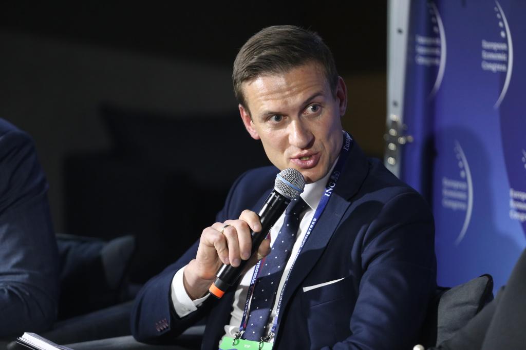 Łukasz Petrus. Fot. PTWP