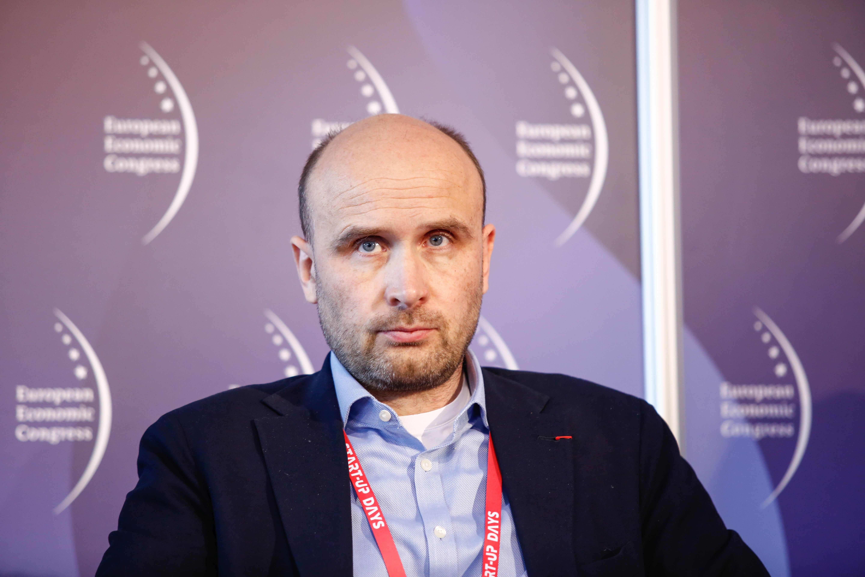 Marcin Korolec, prezes Fundacji Promocji Pojazdów Elektrycznych (fot. PTWP)