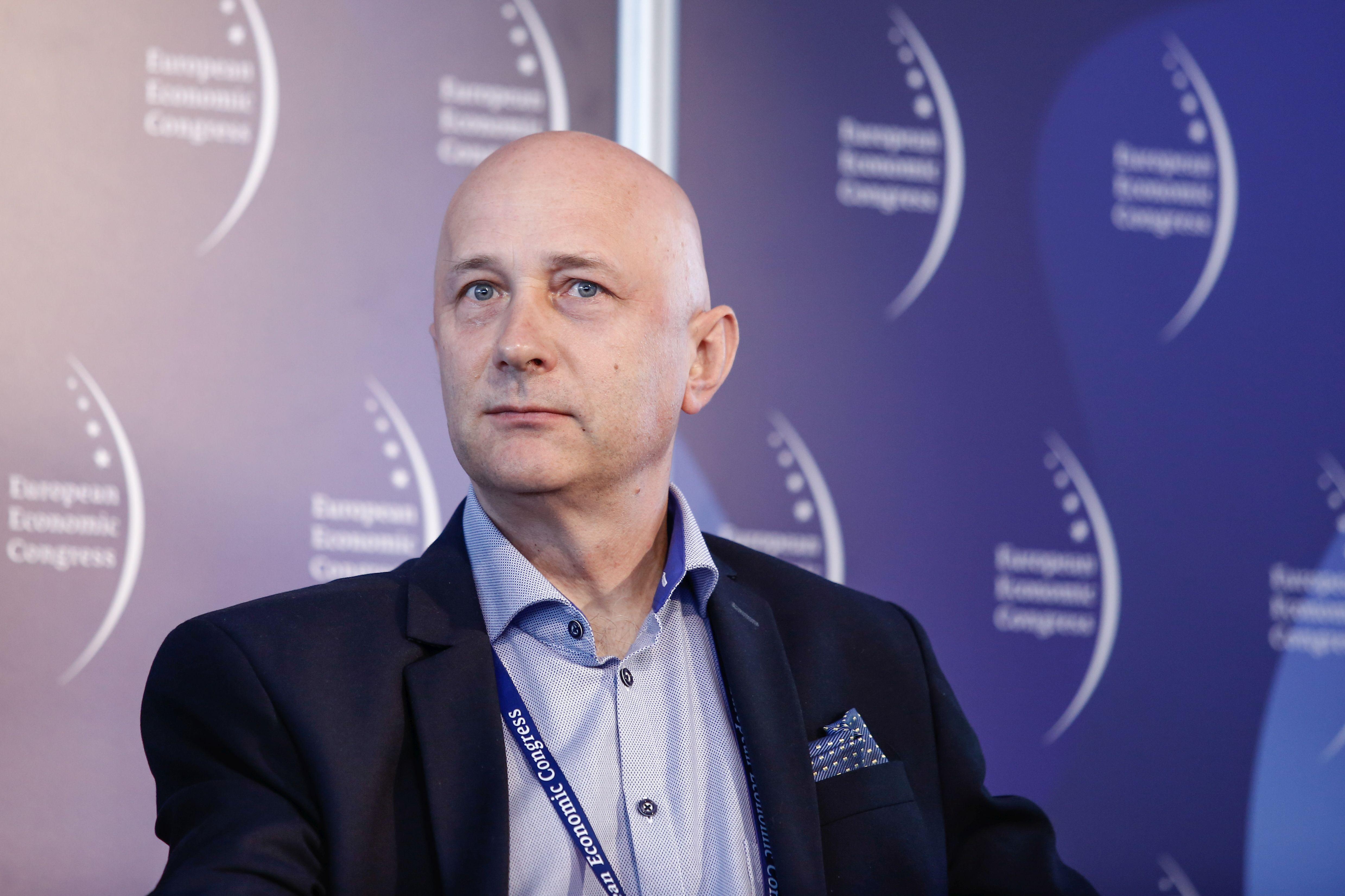Kazimierz Rajczyk, dyrektor zarządzający sektorem energetycznym w ING Banku Śląskim (fot. PTWP)