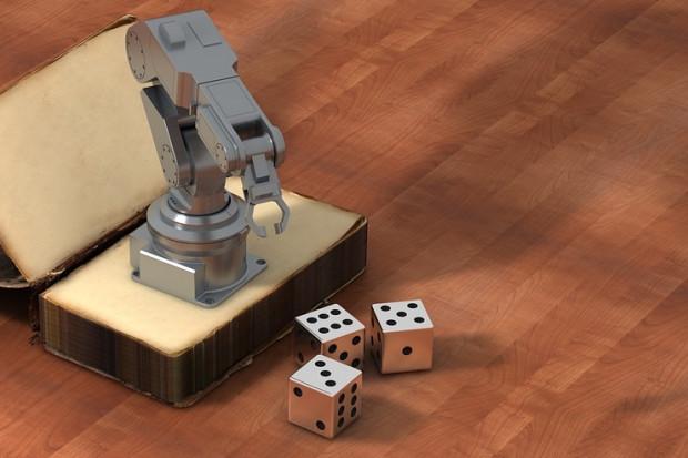 Facebook rozwija technologię samouczących się robotów