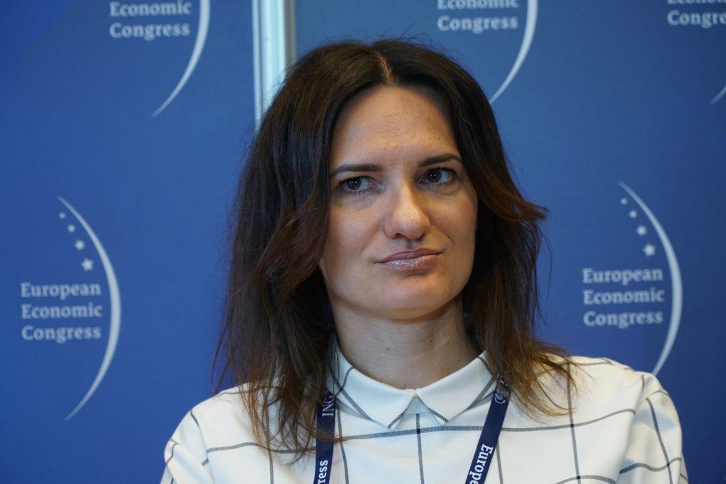 Monika Morawiecka, prezes PGE Baltica,