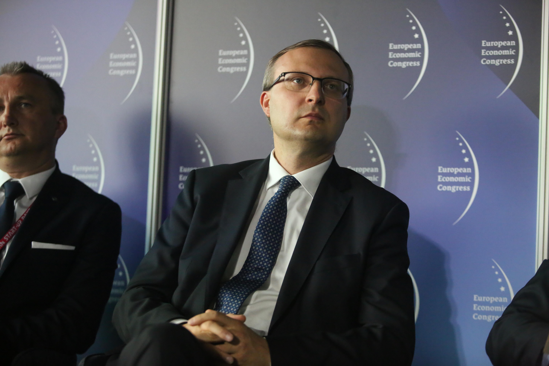 Paweł Borys, prezes Polskiego Funduszu Rozwoju. Fot. PTWP