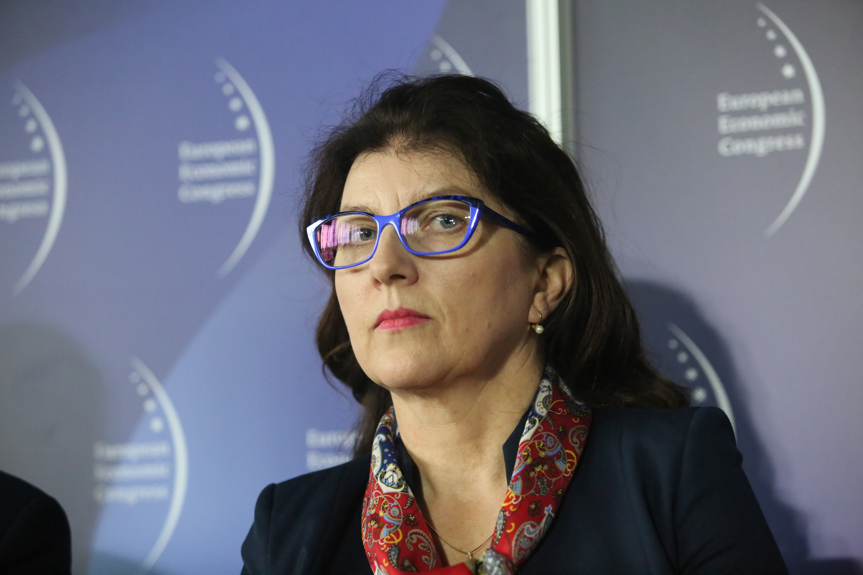 Małgorzata Kleniewska-Wodtke, prezes Fitch Polska. Fot. PTWP
