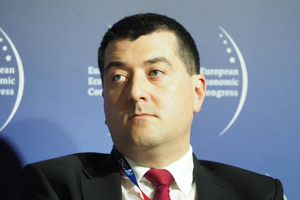 Leszek Skiba, podsekretarz stanu w Ministerstwie Finansów
