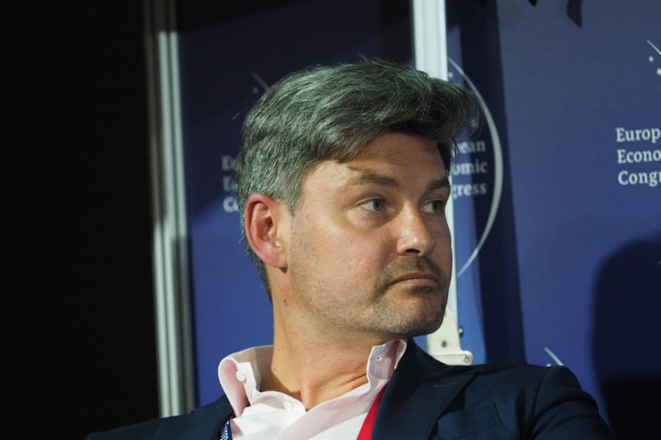 Krzysztof Krawczyk, partner CVC Capital Partners