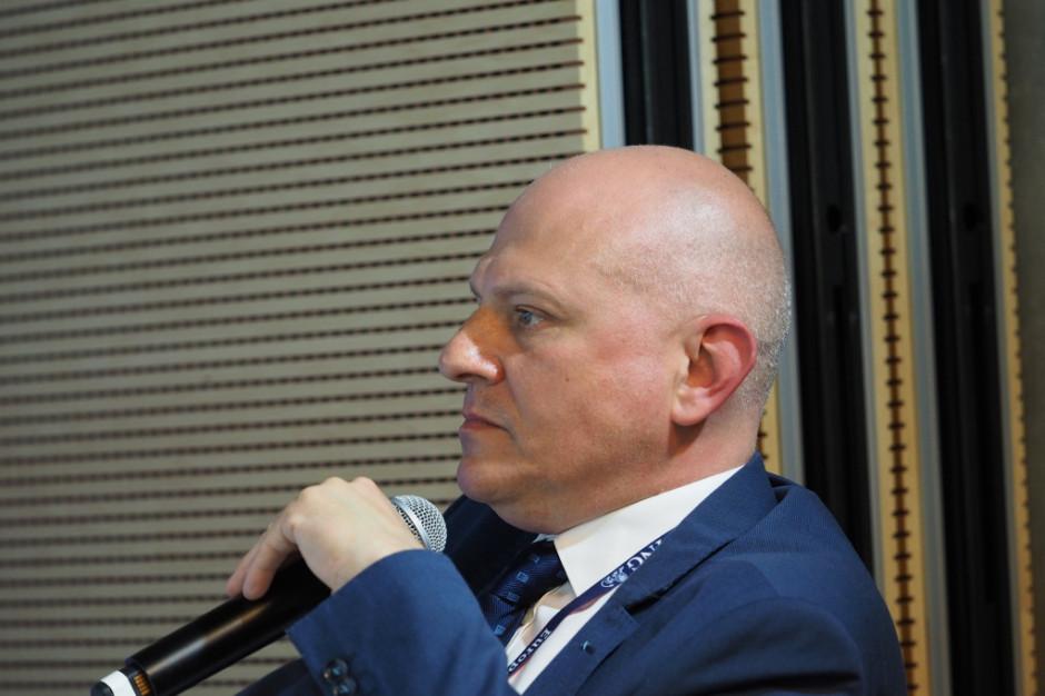 Tomasz Prusek, prezes Fundacji Przyjazny Kraj