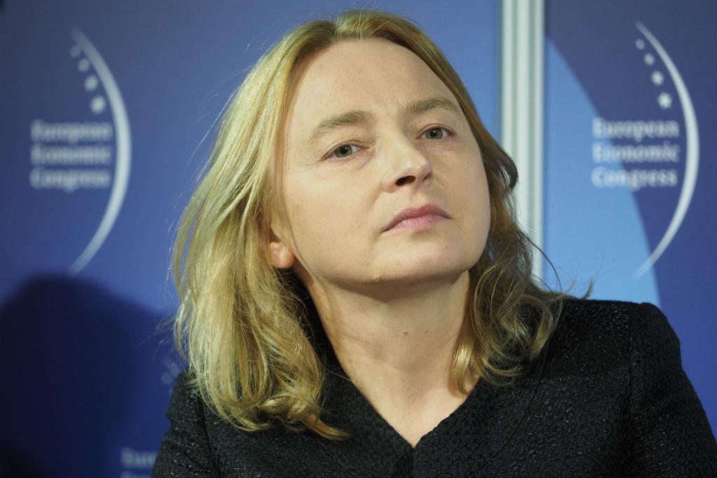 Bożena Graczyk, wiceprezes zarządu ING Banku Śląskiego SA