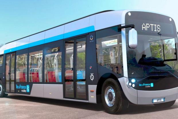 Paryż stawia na elektryczne autobusy