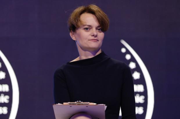 Jadwiga Emilewicz: teraz najważniejszy budżet i przemysł