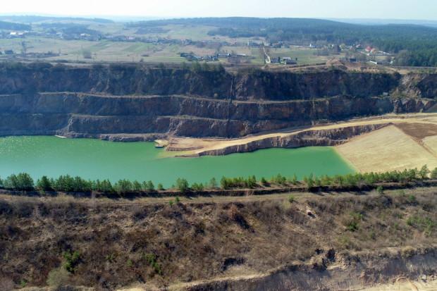 Po kopalni Lafarge zostanie zbiornik wodny