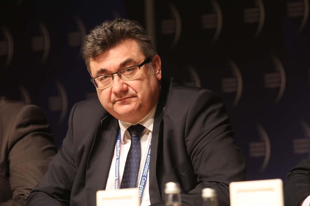 Wiceminister energii Grzegorz Tobiszowski. Fot. PTWP