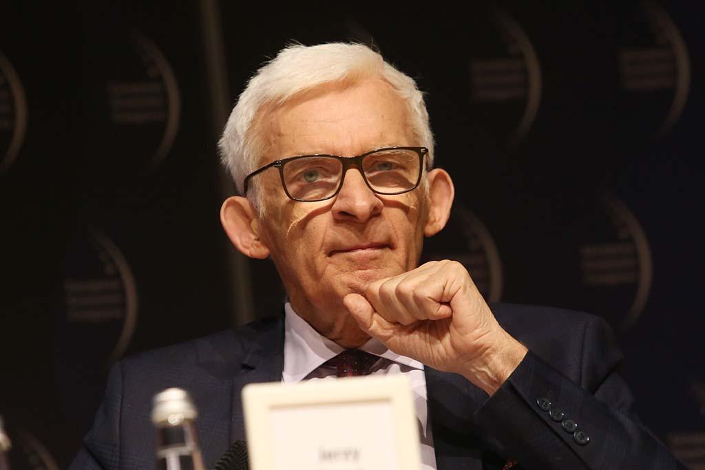 Jerzy Buzek. Fot. PTWP
