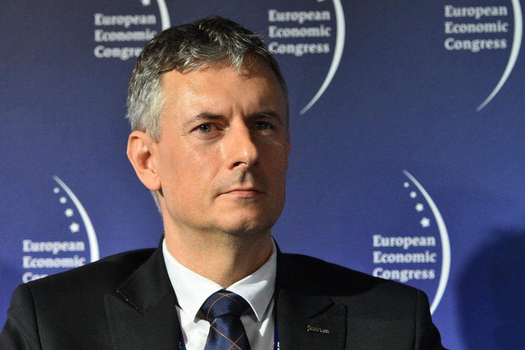 Daniel Janusz, prezes zarządu Feerum. Fot. PTWP