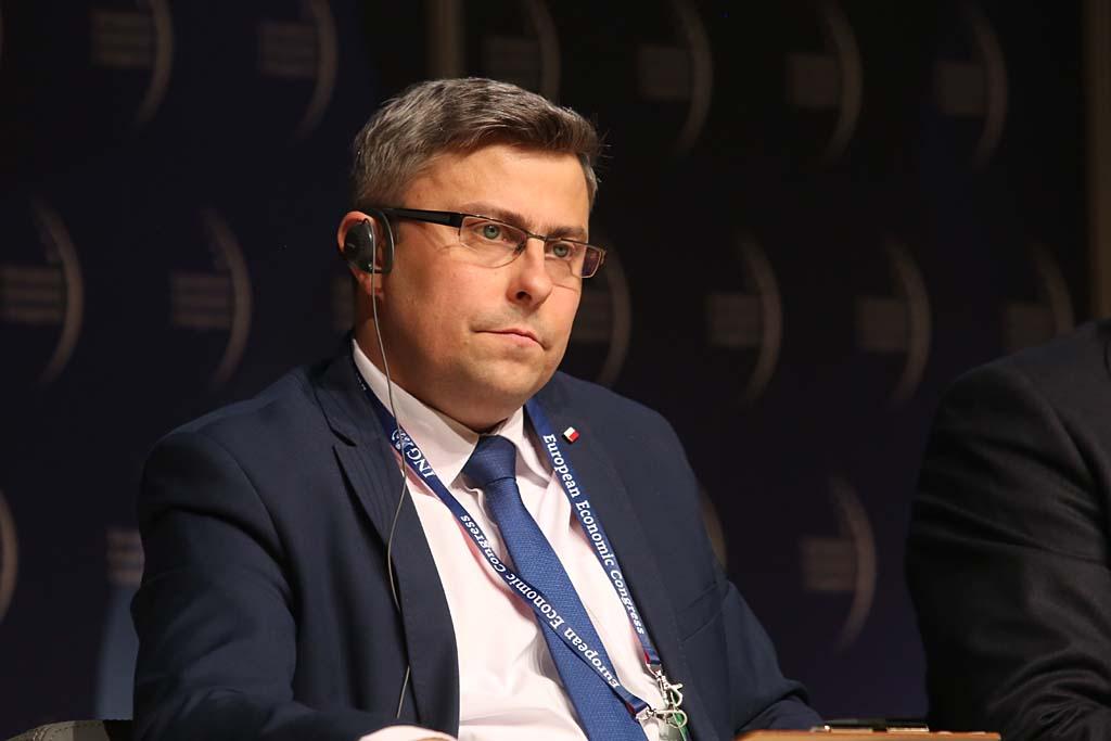 Jarosław Wieczorek. Fot. PTWP