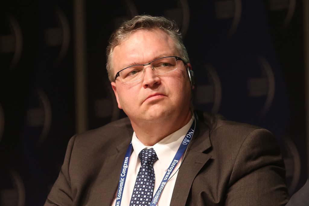 Stephan Rohde. Fot. PTWP
