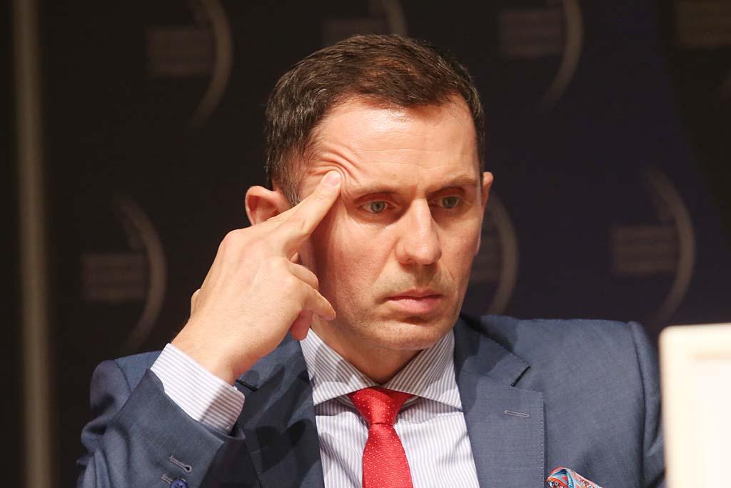 Jakub Miler. Fot. PTWP