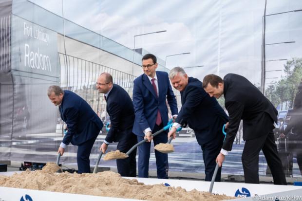 Max Boegl wygrał przetarg na rozbudowę lotniska w Radomiu