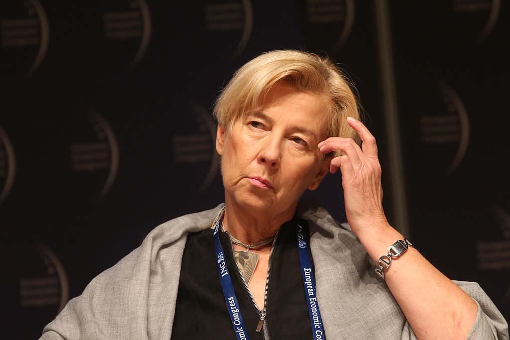 Małgorzata Zielińska. Fot. PTWP