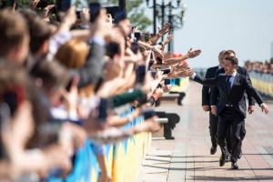 Nowy prezydent Ukrainy prosi USA o nasilenie sankcji wobec Rosji