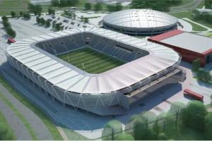 Awansowali, więc rozbudują im stadion