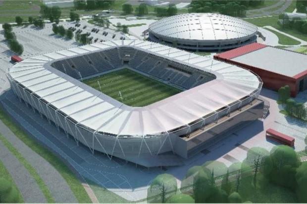 Mirbud z najlepszą ofertą na rozbudowę stadionu ŁKS