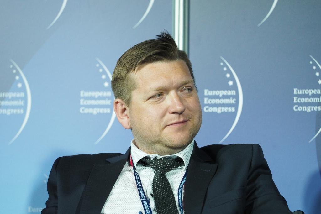 Janusz Gajowiecki, prezes Polskiego Stowarzyszenie Energetyki Wiatrowej (fot. PTWP)