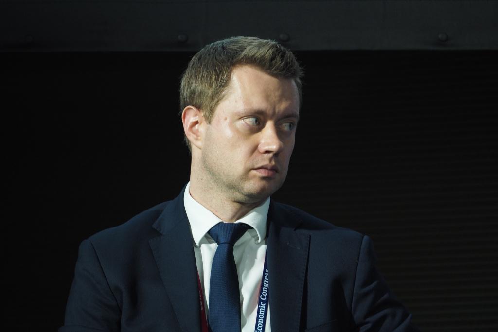Piotr Ciołkowski, partner i lider zespołu regulacyjnego w kancelarii CMS (fot. PTWP)