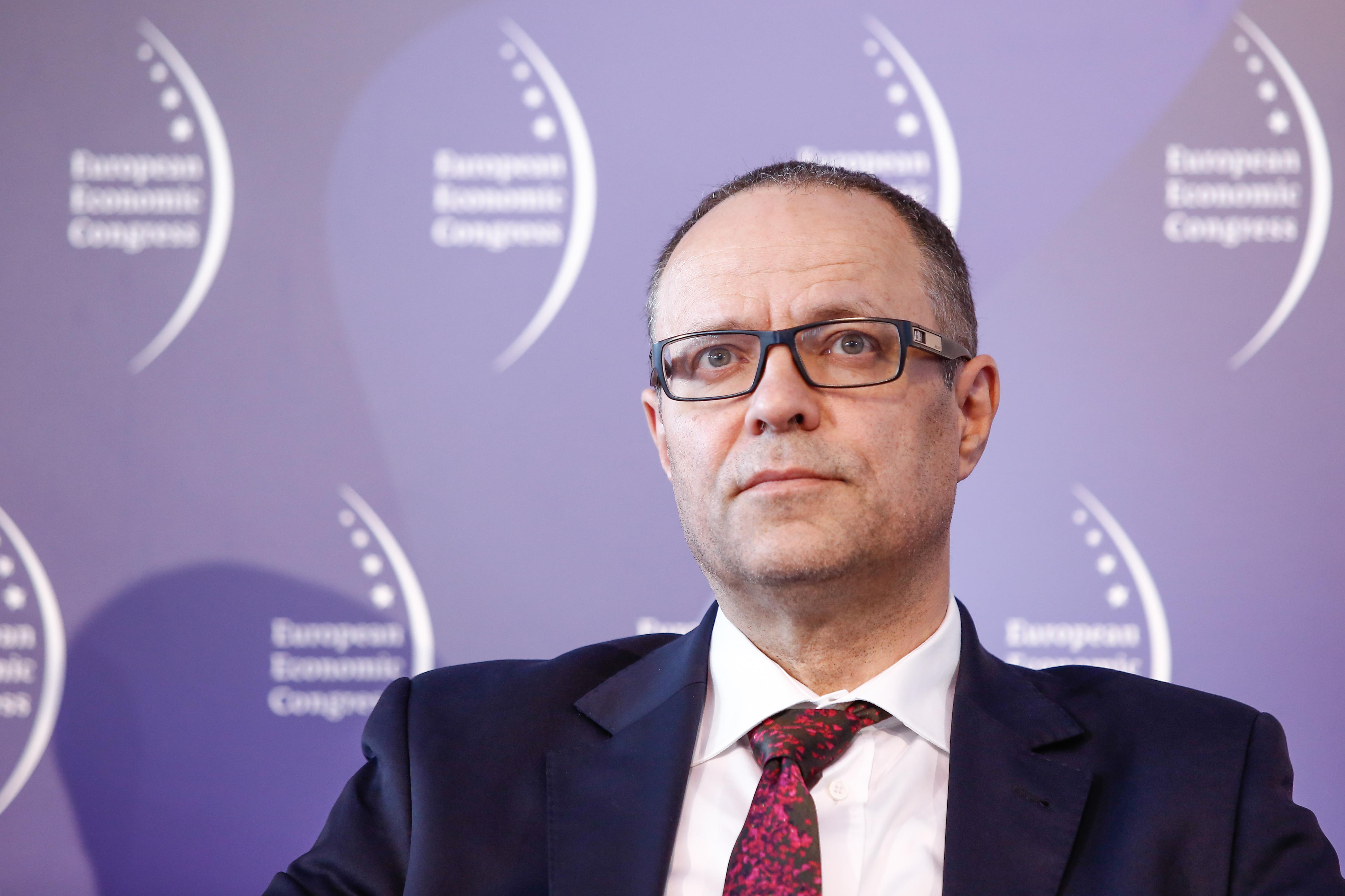 Włodzimierz Hrymniak, dyrektor Departamentu Programów Sektorowych w Polskim Funduszu Rozwoju (fot. PTWP)