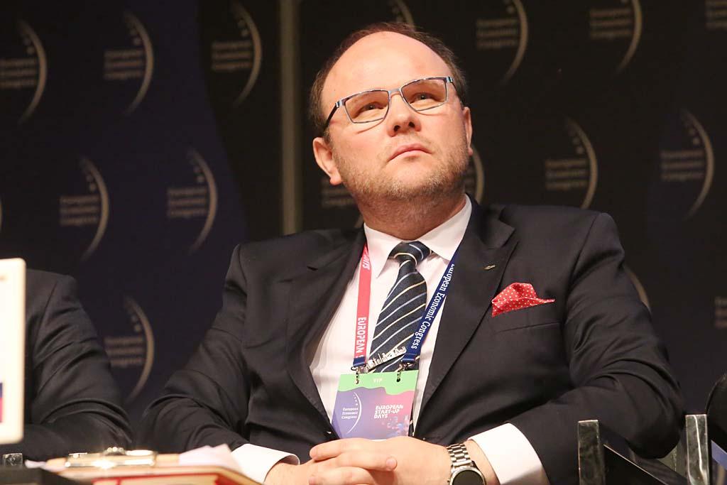 Artur Dyczko. Fot. PTWP
