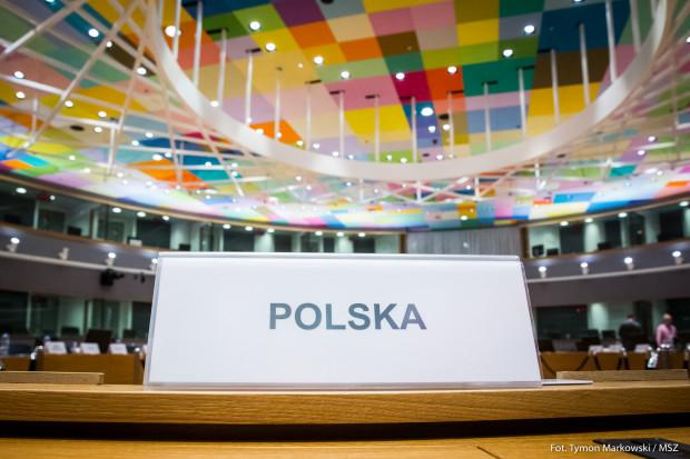 Polska celuje w stanowisko unijnego komisarza ds. energii