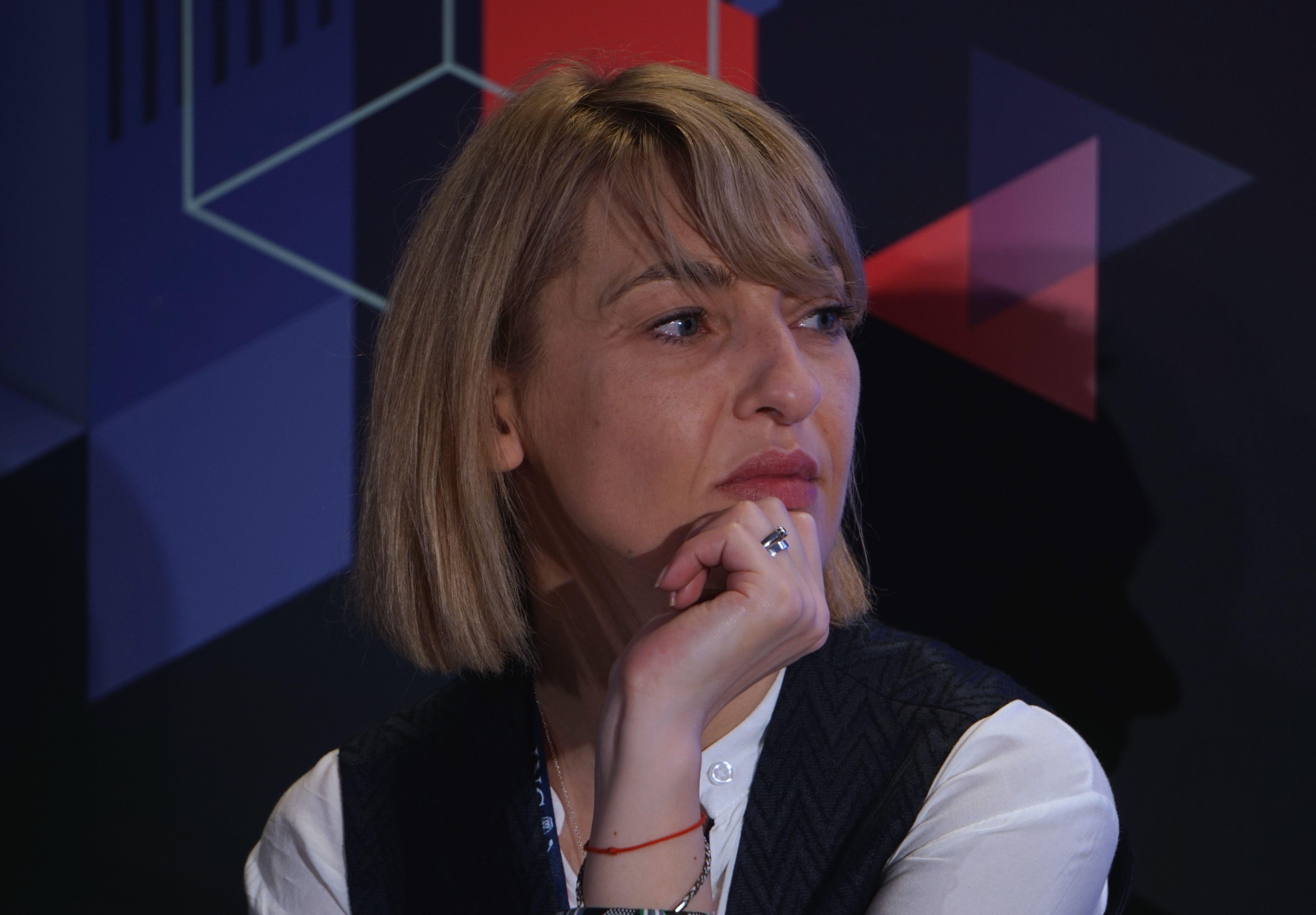Agnieszka Kopytko: Nie straszmy, że AI będzie odbierać pracę (fot. PTWP)