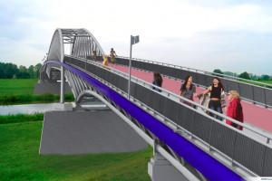 Mostostal Kielce wybuduje 260-metrową kładkę w Opolu