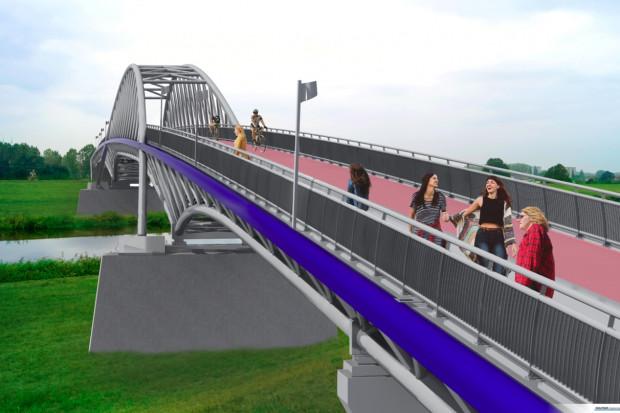 Mostostal Kielce wybuduje kładkę w Opolu