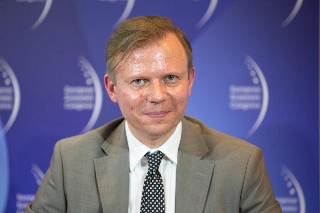 Paweł Jakubowski, prezes Polskie LNG. Fot. ptwp.
